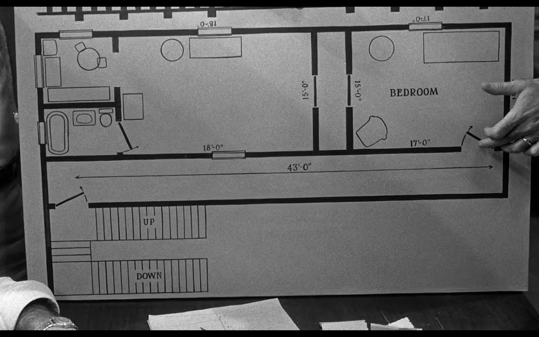 Twelve Angry Men Apartment Diagram Diy Enthusiasts Wiring Diagrams