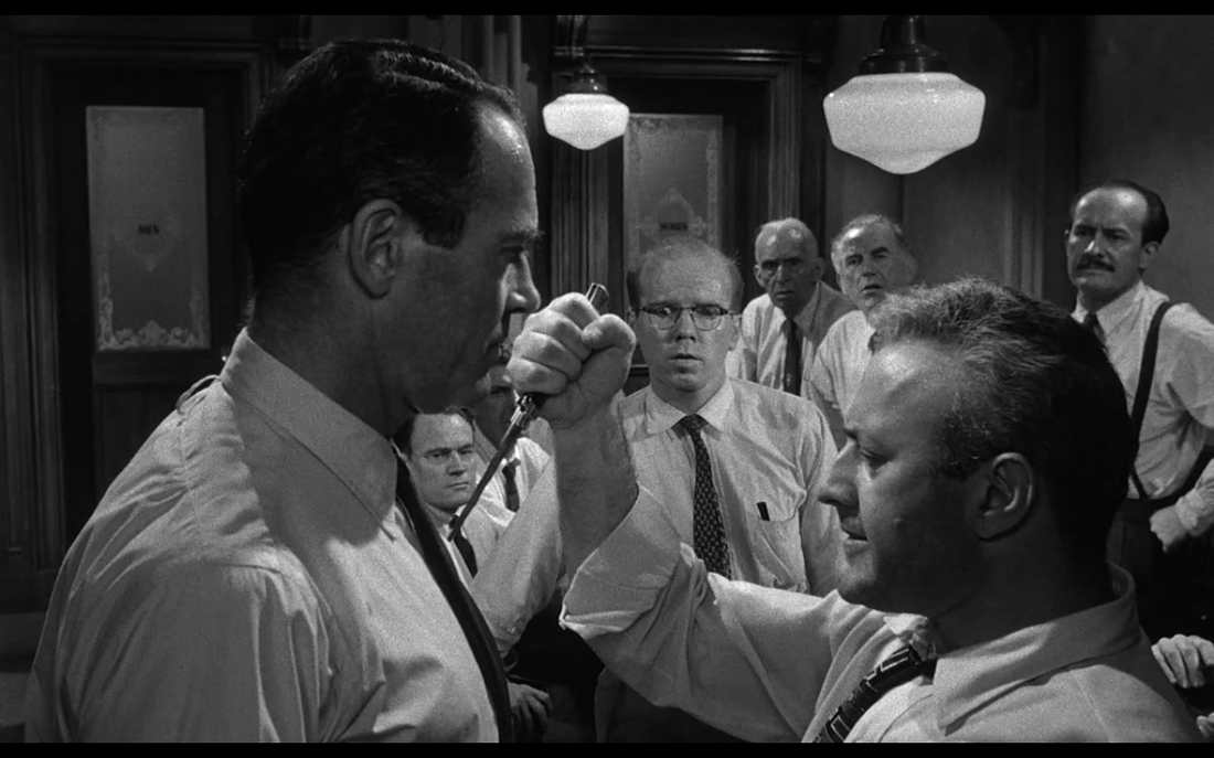 twelve angry men study paper Free essay: comm 132 october 2, 2014 movie paper (12 angry men) in the movie, 12 angry men, 12 jurors were tasked with finding a young man guilty or.